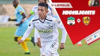 Hồng Duy chấn thương nặng, HAGL thua ngược trên sân nhà trước Quảng Nam | Vòng 14 V.League 2019