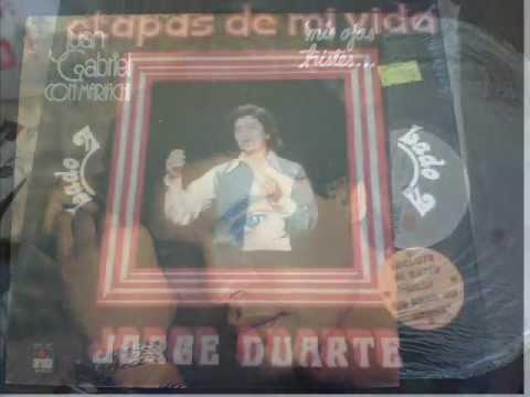 Jorge Duarte Etapas de mi vida
