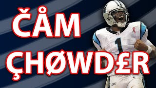 Cam Newton is a PERFECT fit for the Patriots' system