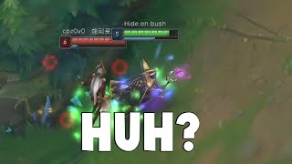Here's A Rare Footage of Faker Doing Random Things on Summoners Rift.. | Funny LoL Series #578