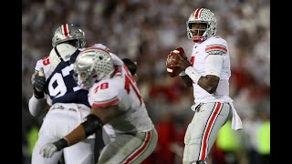 What did we learn about Dwayne Haskins against Penn State?