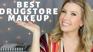 MY ALL TIME FAVORITE DRUGSTORE MAKEUP!
