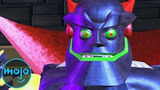 Top 10 Underrated Animated TV Villains