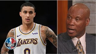 Kyle Kuzma should 'stay in lane' after Lakers' Death Lineup comments - Byron Scott | The Jump