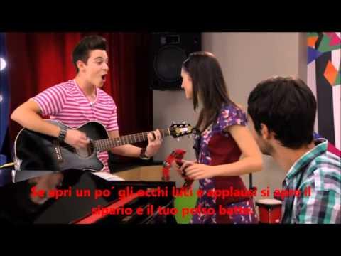 Violetta Vieni, canta (Ven y canta) italiano letra