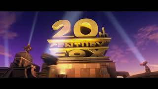 20th Century Fox and Lucasfilm Ltd logo combination (2015-present)