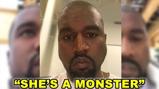 """SHE'S CRAZY"" Kanye West EXPOSES Kylie Jenner (IG LIVE VIDEO)"