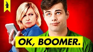OK BOOMER: A History of Boomer Hating – Wisecrack Edition