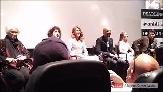 THE TALE Q&A with Laura Dern, Common, Isabelle Nelisse, Ellen Burstyn, Jason Ritter - May 20, 2018