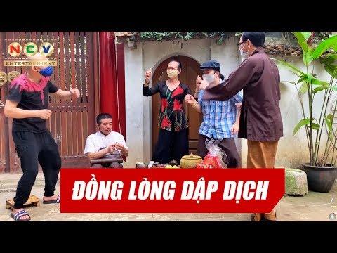 Sau Lũy Tre Làng - Tập 3 | ĐỒNG LÒNG DẬP DỊCH | Phim Hài Hay Mới Nhất 2020