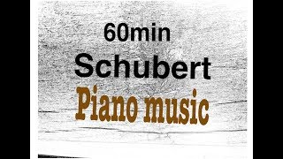 60分鐘古典音樂 舒伯特 60min CLASSICAL  MUSIC Franz Seraphicus Peter Schubert  studymusic  放鬆音樂 RelaxingMusic