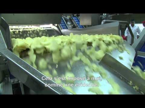 Comment sont fabriquées les chips Lay's ?