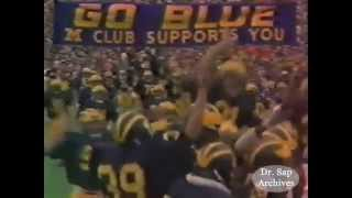 1977 Texas A&M Michigan Intro by Keith Jackson & Bob Ufer