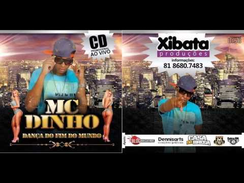 MC DINHO - CD AO VIVO PROMOCIONAL 2014 - ( NA CASA DO BREGA )