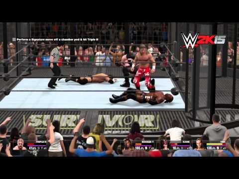 Baixar NEXT-GEN Walkthrough - WWE 2K15 2K Showcase Part 4 — Elimination Chamber Match