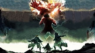 Attack on Titan Season 2 opening Full『Linked Horizon - Shinzou wo Sasageyo!』