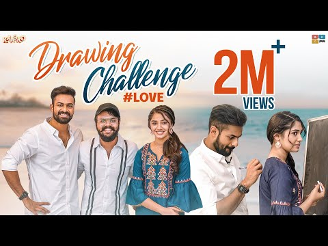 Panja Vaishnav Tej and Kriti Shetty take up drawing challenge in 100th episode of Kaasko