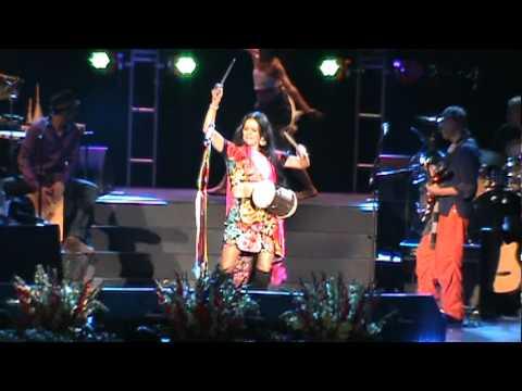 Arenita Azul - Lila Downs (Auditorio Nacional)