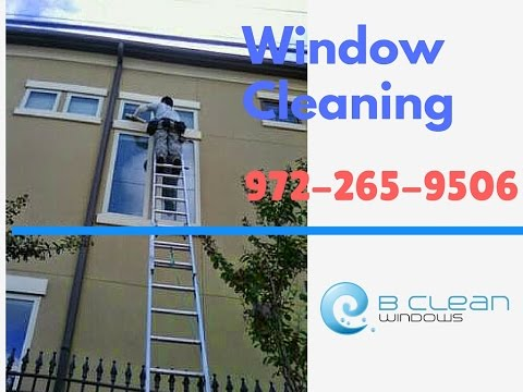 Looking for a Window Cleaning Service in Frisco TX?