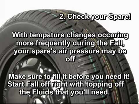 Blackwell Insurance | 5 Easy Do-It-Yourself Car Maintenance Tips for Fall | CA