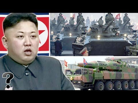 What If North Korea Won WW3?