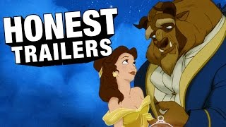 Honest Trailers - Beauty and the Beast (1991)