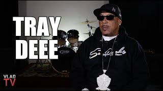 Tray Deee on the Government Purposely Planting Boxes of Guns in the Hood  (Part 5)