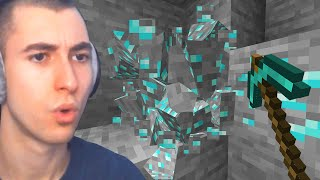 I Beat Minecraft with Realistic Physics