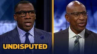 Eric Dickerson on backlash faced from Hall of Fame protests | NFL | UNDISPUTED