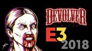 Devolver Digital - Full E3 2018 Press Conference HD
