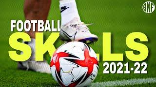 Best Football Skills 2021/22 #01