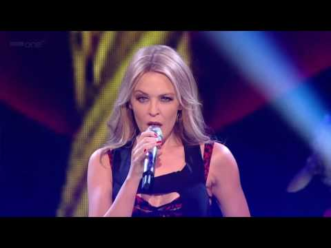 TIME BOMB Live at The Voice Kylie Minogue