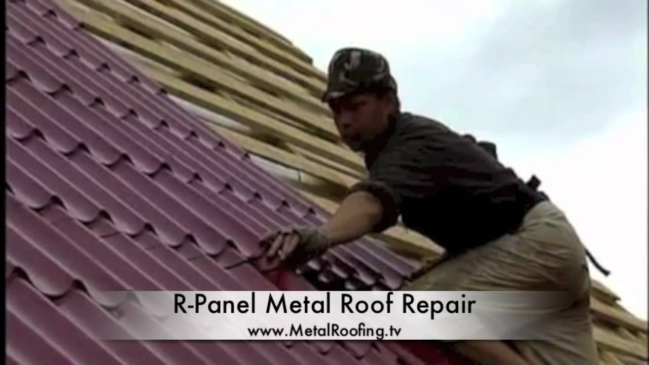 Metal Roofing Terra Cotta Tile Youtube