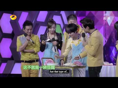 [ENG SUB][HD] 130316 f(x) Happy Camp