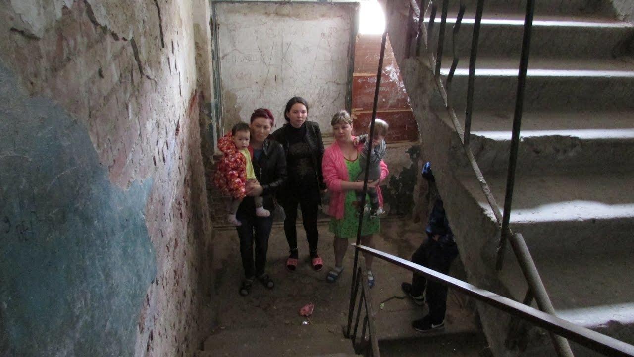 Астрахань: пока общежитие не стало братской могилой