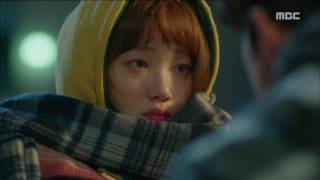 [Weightlifting Fairy Kim Bok Ju] 역도요정 김복주 ep.13 Heart melted Joo Hyuk's body, manners, too. 20161228