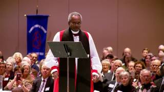 Presiding Bishop Michael Curry's Sermon to the 232nd Annual Convention of ECCT