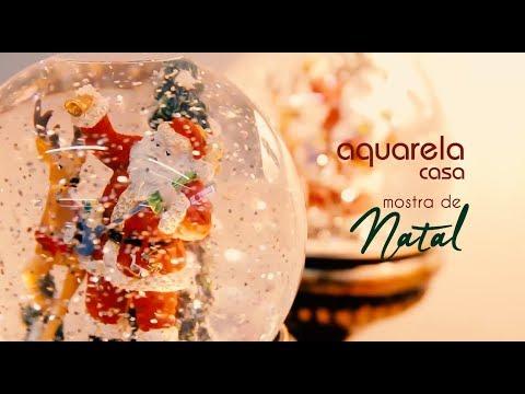 32ª MOSTRA DE NATAL - AQUARELA