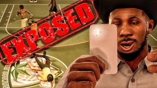 QJB GETS EXPOSED! ANKLES BROKEN @ PARK! NBA 2K17 MyPark Gameplay Ep. 4