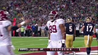 Alabama's National Championships Under Coach Saban (under 26 mins)
