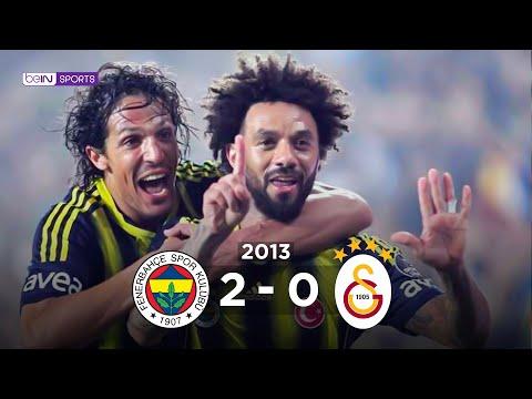 Fenerbahçe 2 - 0 Galatasaray Maç Özeti 10 Kasım