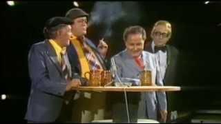 Die drei Dialektiker & Gustav & Erich mit Heinz Quermann