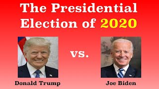 The American Presidential Election of 2020