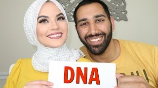 OUR ANCESTRY DNA RESULTS ARE IN!!