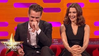 Colin Farrell Embarrassed By Terrible Haircuts - The Graham Norton Show