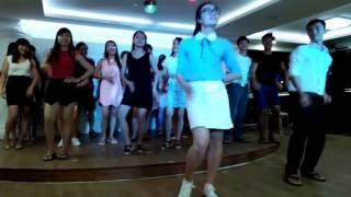 Nhảy dân vũ cực chất- chuyên Bình Long No1