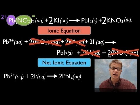 AP Chem-027 Chemical Equations — bozemanscience