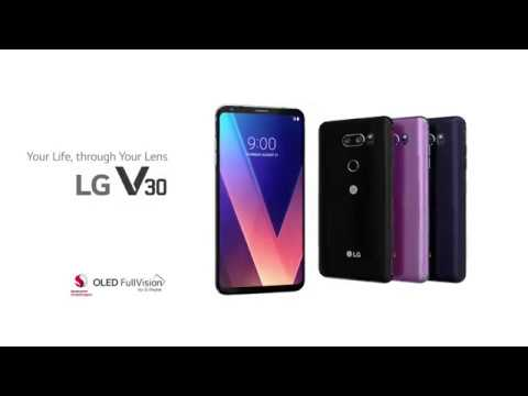 video LG V30 Plus