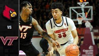 Louisville vs. Virginia Tech Basketball Highlights (2018-19)