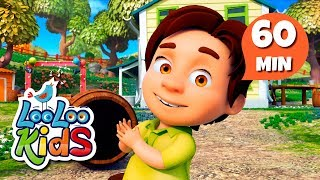 A Ram Sam Sam - Educational Songs for Children | LooLoo Kids